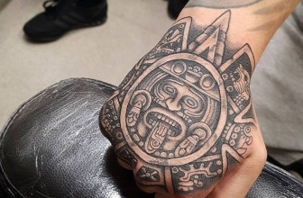 85 Symbolic Mayan Tattoo Designs – Fusing Ancient Art with Modern Tattoos