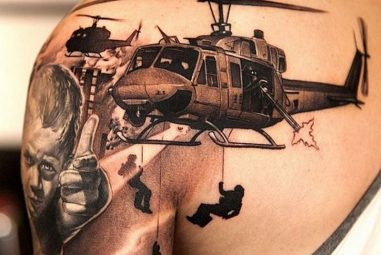 105+ Powerful Military Tattoos Designs & Meanings – Be Loyal (2019)
