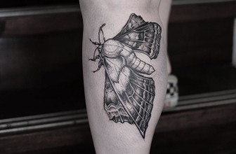 65 Wondrous Moth Tattoo Ideas – Body Art That Fits your Personality