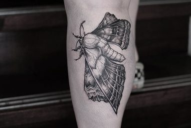 85+ Wondrous Moth Tattoo Ideas – Body Art That Fits your Personality