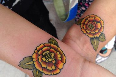 90+ Sweet Matching Mother Daughter Tattoo – Ideas & Meaning