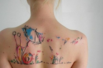 30+ WOW New School Tattoo Designs and Styles – Main Trends