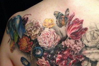 85+ Beautiful Peony Tattoo Designs & Meanings – Powerful & Artistic (2020)