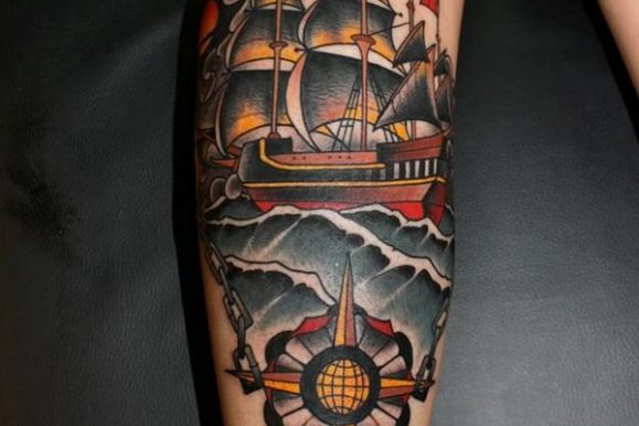 75+ Amazing Masterful Pirate Tattoos Designs & Meanings – Be Creative In 2019