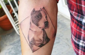 70+ Pitbull Tattoo Designs & Meanings – For the Dog Lovers (2019)