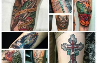 190+ Most Popular Tattoos Designs For Men – 2019 Inspirations
