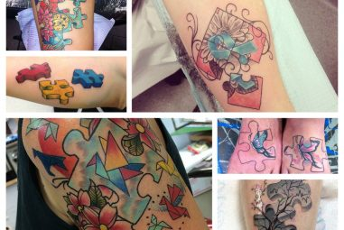 75+ Unique Exclusive Puzzle Pieces Tattoos – For Men & Women