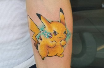 105+ Fabulous Pokemon Tattoo Designs – The Great Epoch Is Back