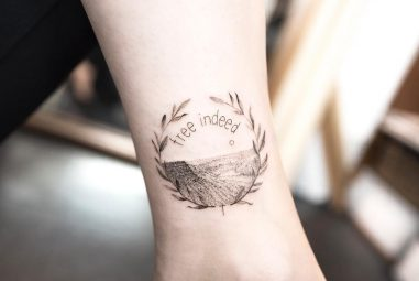 45 Sincere Rest In Peace Tattoo Ideas – A Special Way To Remember Your Loved One