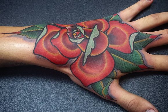80+ Stylish Roses Tattoo Designs & Meanings – Best Ideas of 2019