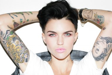 Stunning Ruby Rose Tattoos — All You Ever Wanted to Know