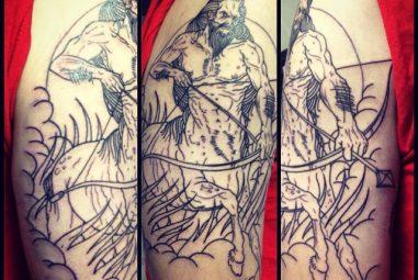 30 Unique Sagittarius Tattoo Designs – Types And Meanings