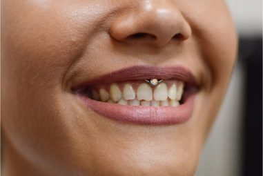 55 Impressive Smiley Piercing Ideas – A Trendy Piercing to Complement your Smile