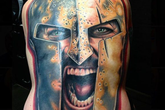 90+ Legendary Spartan Tattoo Ideas – Discover The Meaning Behind These Power Images