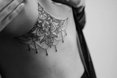 75+ Incredible Sternum Tattoo Ideas — Pick Yours