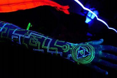35 Awesome UV Tattoo Ideas – Gorgeously Glowing Body Art