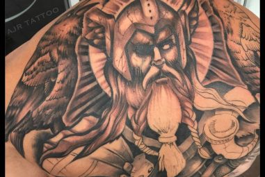 95+ Exceptional Viking Tattoo Designs & Symbols