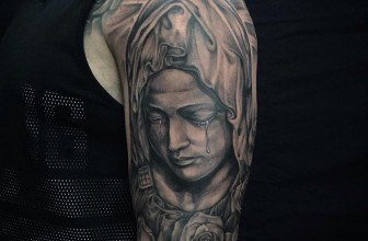 75+ Spiritual Virgin Mary Tattoo – Designs & Meanings (2018)