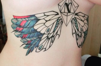 65+ Marvelous Angel Wings Tattoos – Many Attractive Ideas