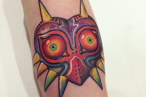 55 Amazing Legend of Zelda Tattoos – Gaming Has Never Looked This Good